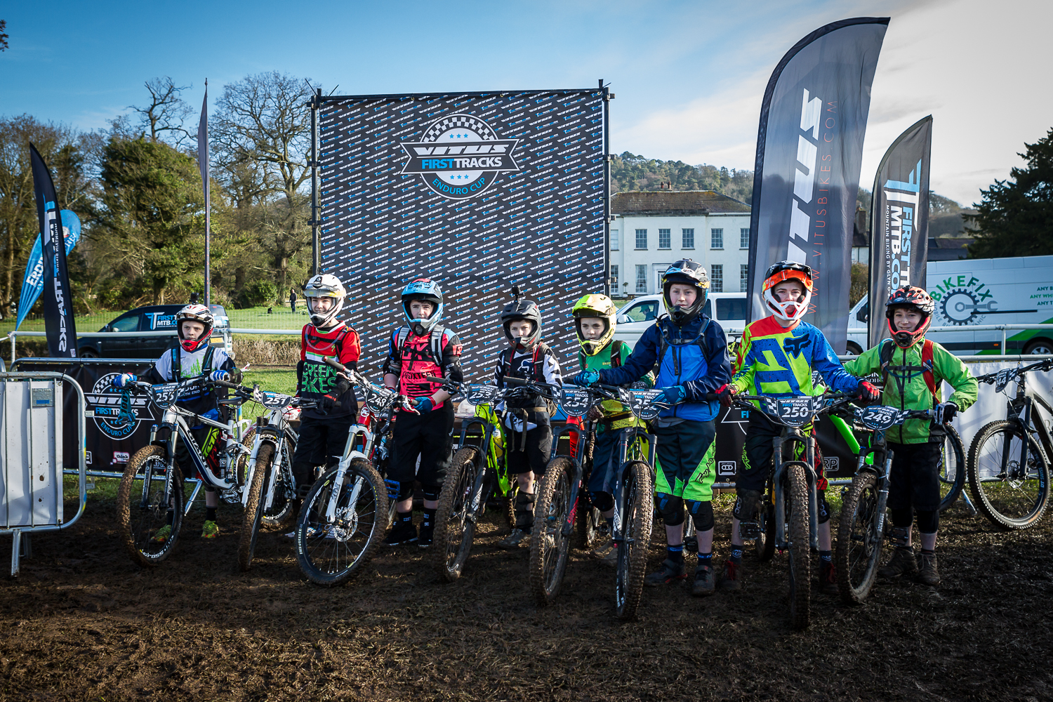 Vitus First Tracks Rd 1 Sunday Race