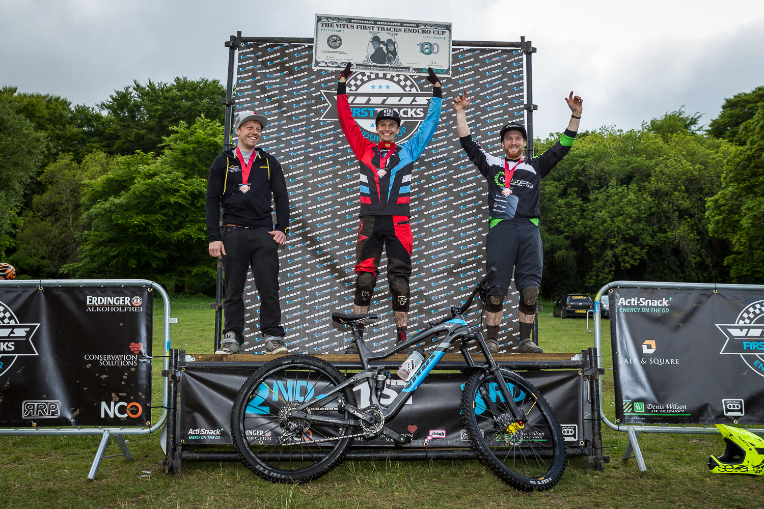 Vitus First Tracks Enduro Rd2 Donard Sunday Race