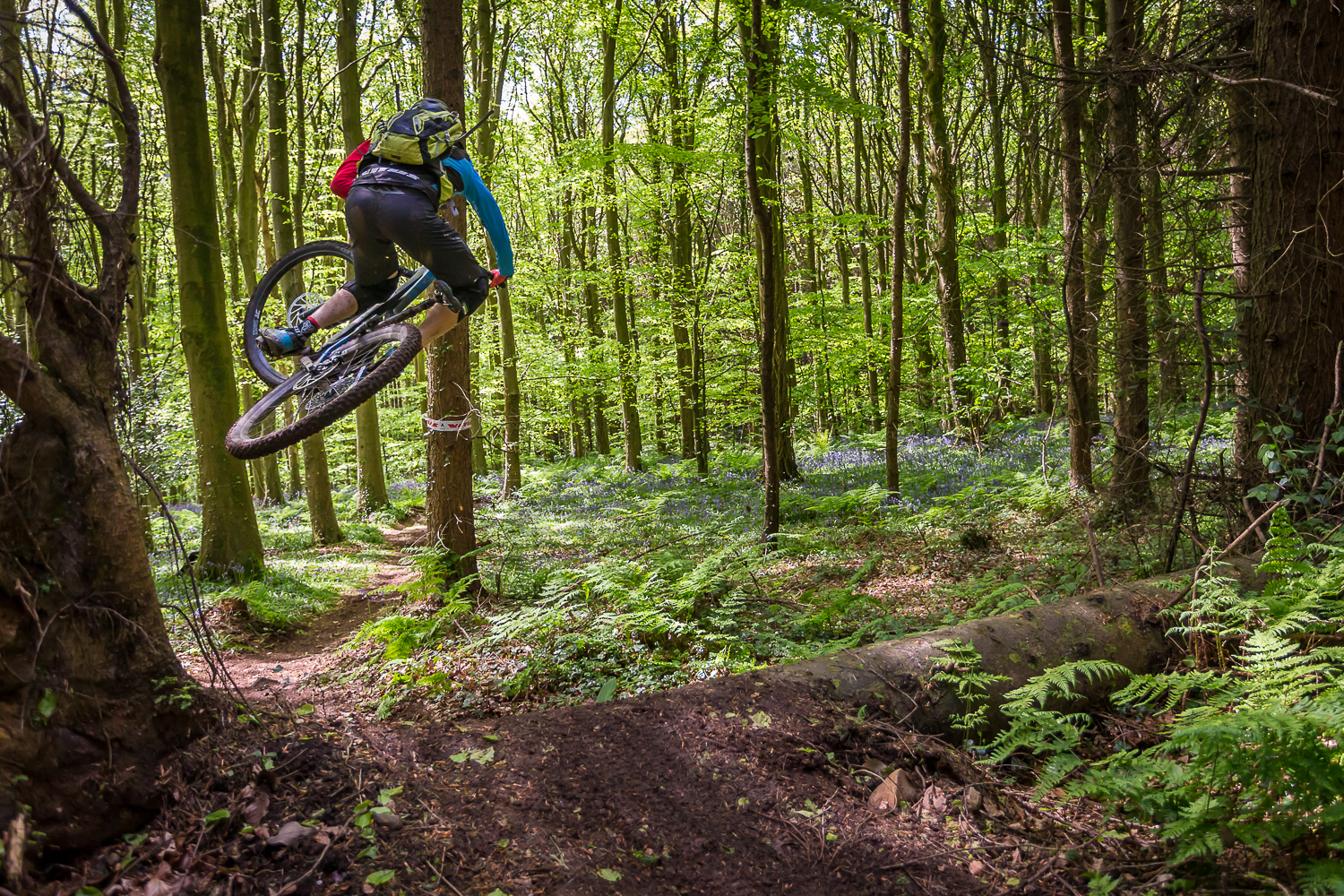 Vitus Enduro Rd2 Saturday