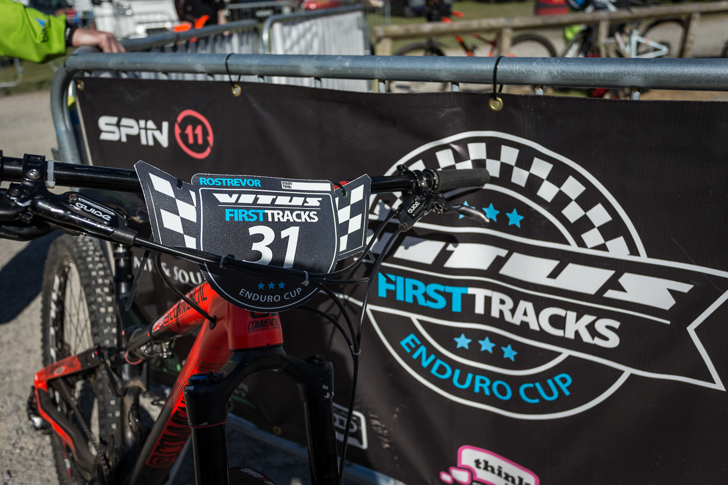 Vitus First Tracks Rd3 Sunday